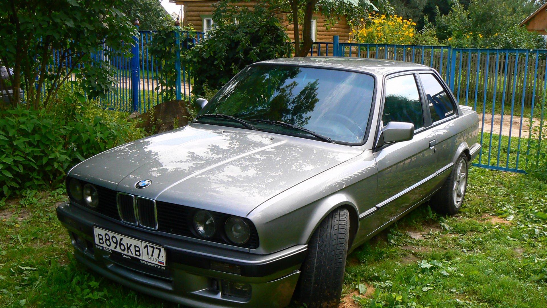 BMW E30 Mtech2 M50