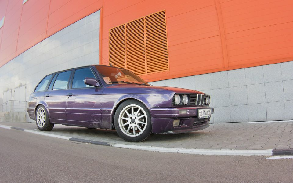 BMW E30 325iS Mtechnik2 Универсал