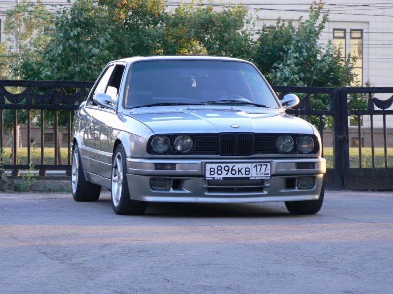 BMW E30 Mtechnik 2