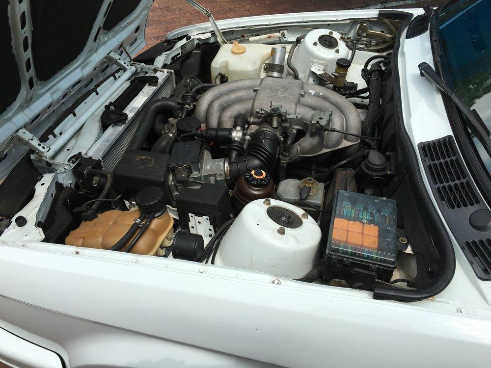 Двигатель M20b27