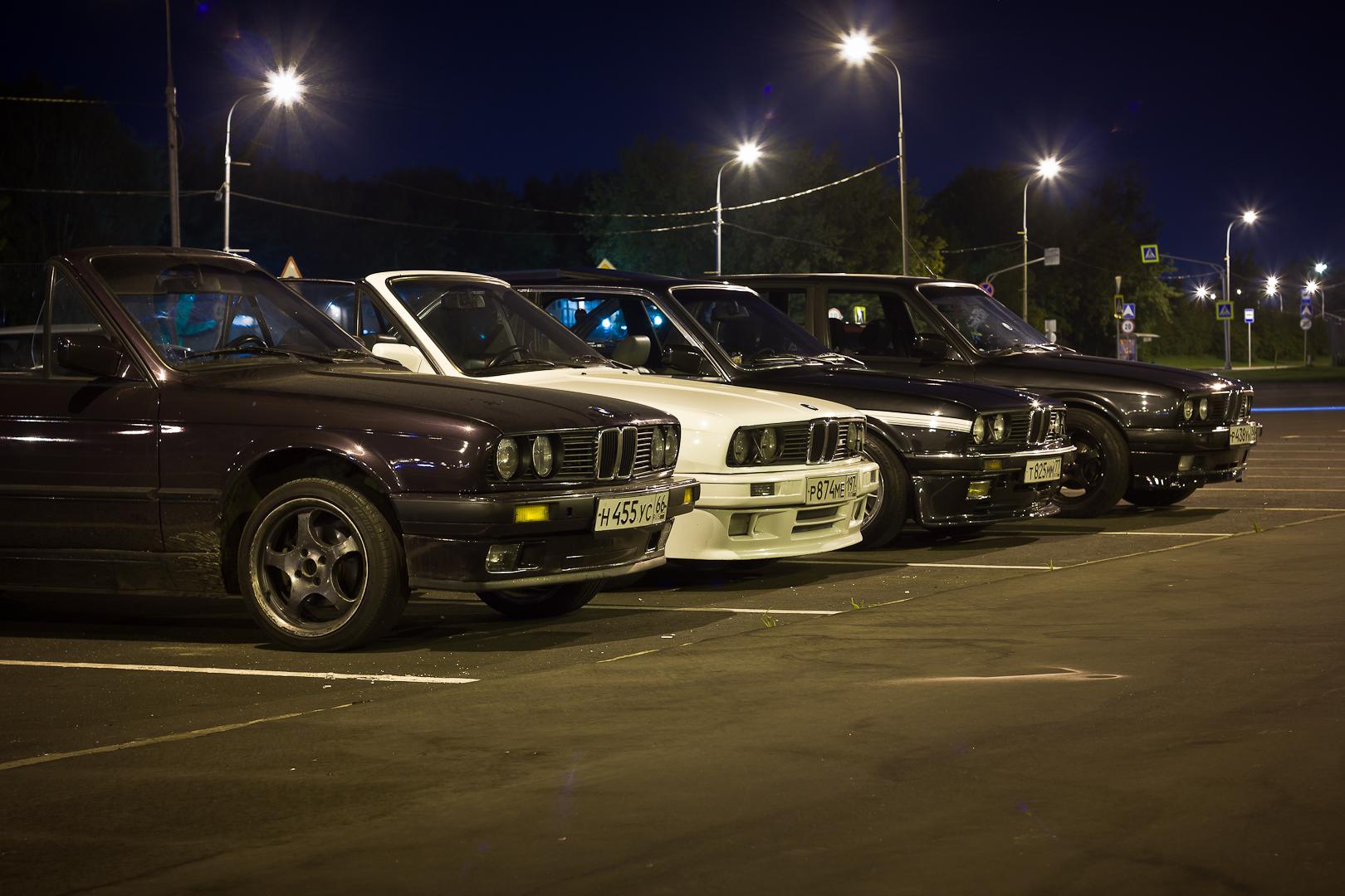 Встреча E30 Club
