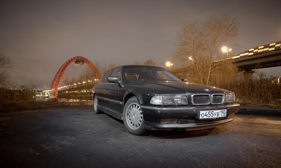 BMW E38 730iA