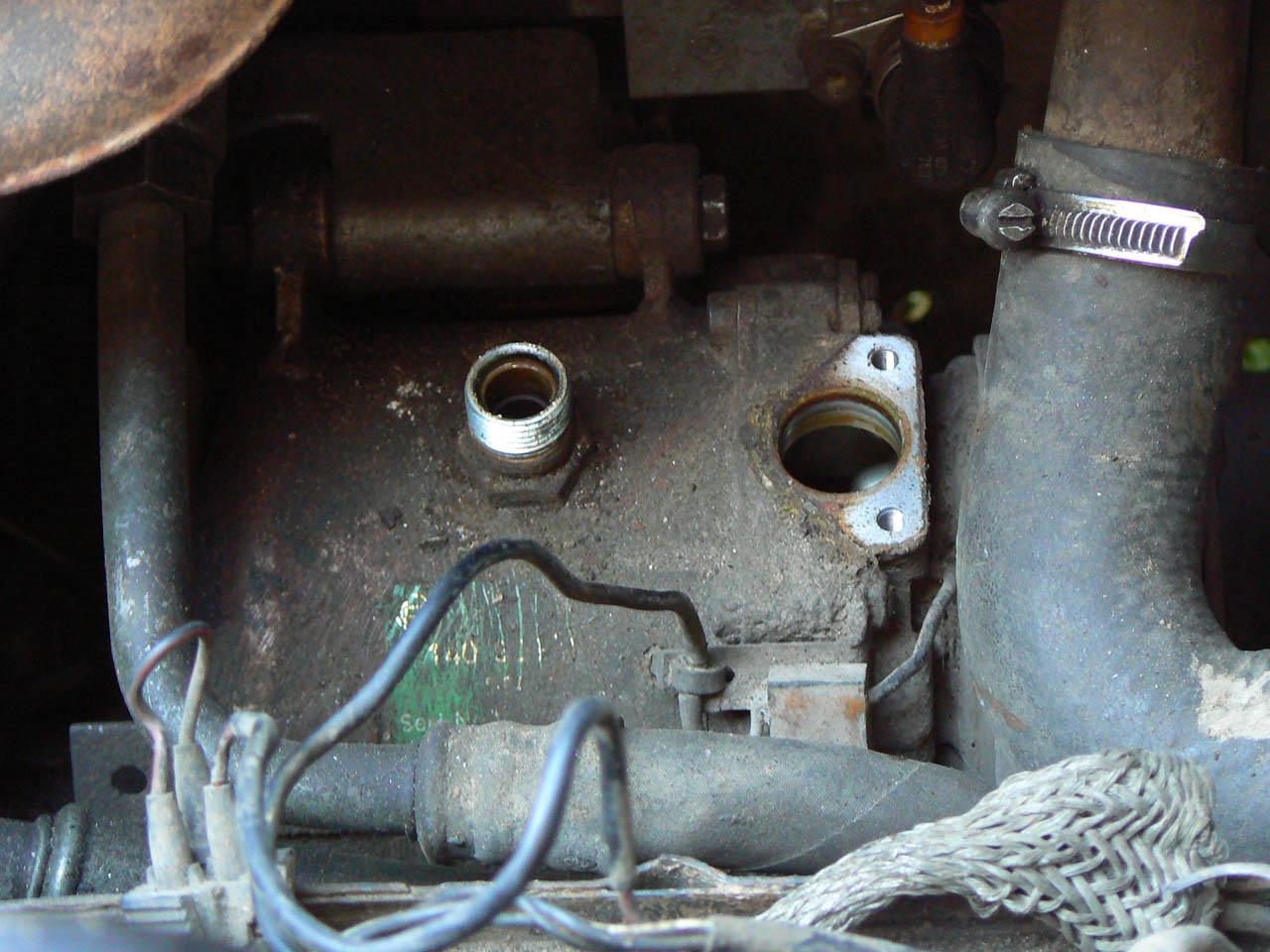 Установка кондиционера, компрессор