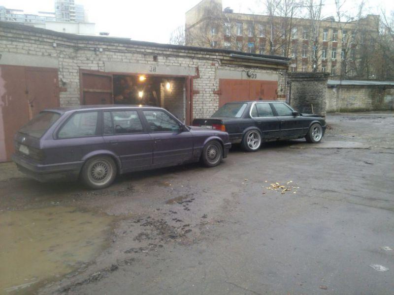 BMW E30 Touring Mtech2