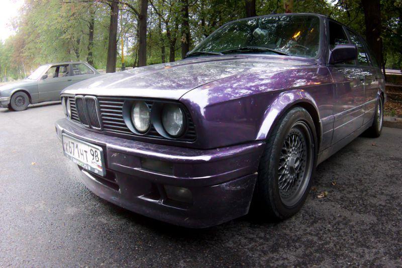 BMW 3 Touring E30 серия универсал 325 i