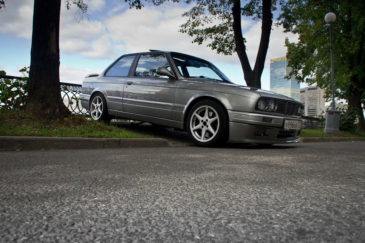 BMW E30 331 Mtech2 Coupe