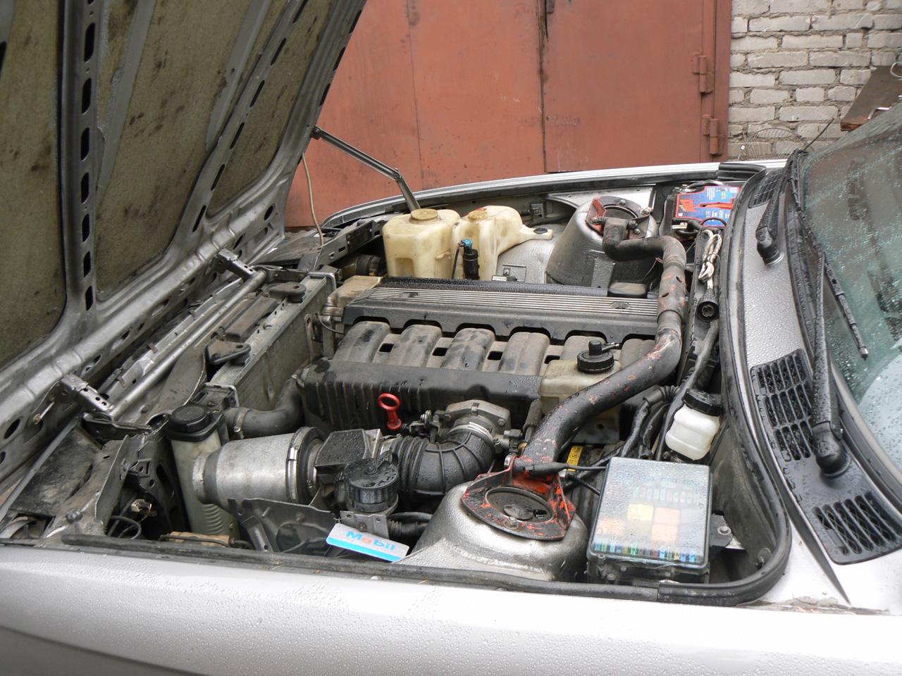 BMW E30 m50 stroker