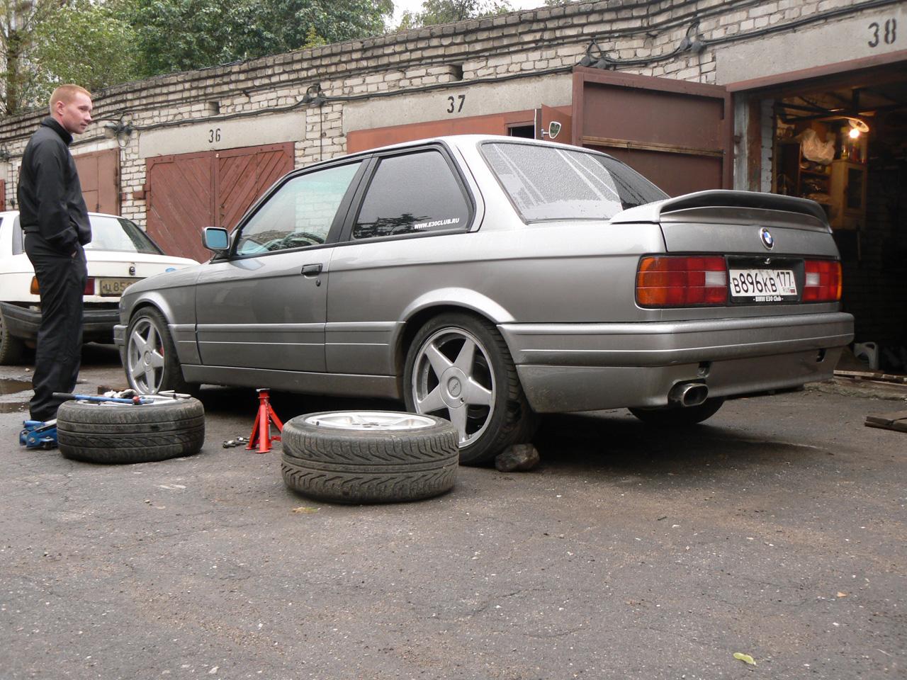 BMW E30 mtech azev