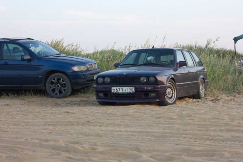 bmw e30 325iS mtechnik 2