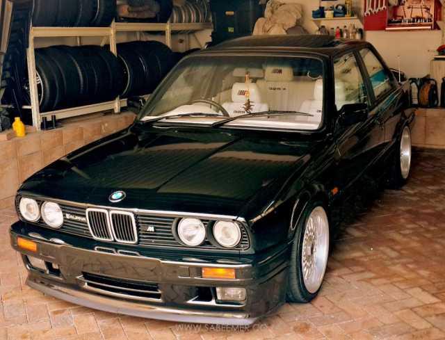 BMW E30 325iS Evo II