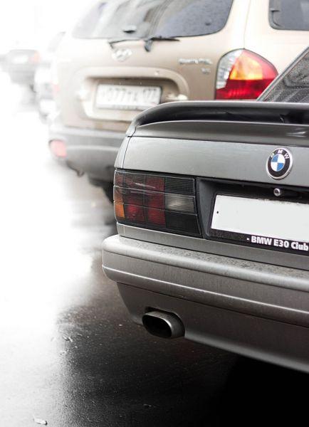 Фонари MHW на BMW E30