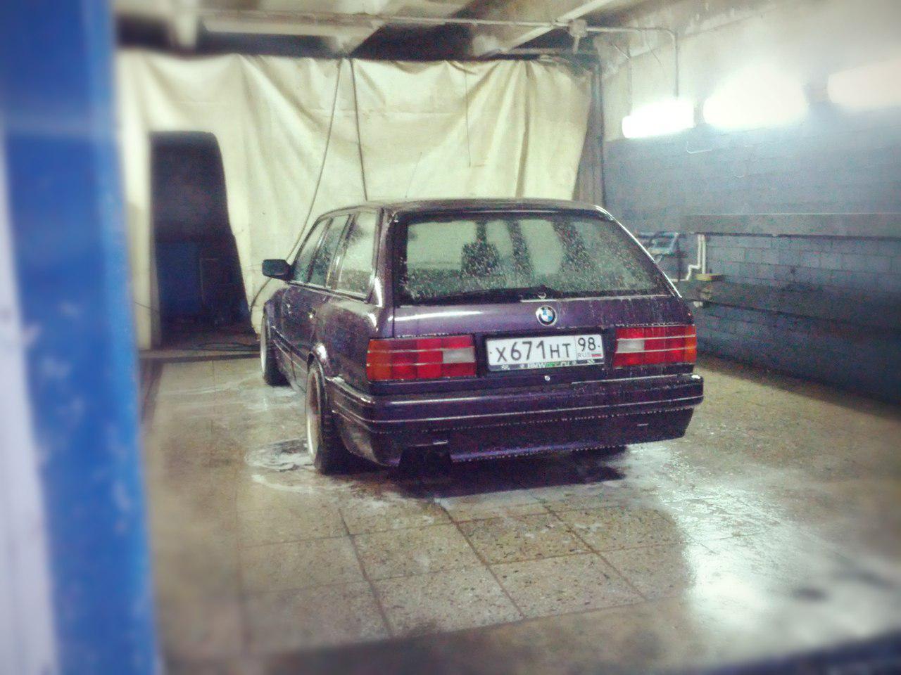 BMW E30 325iS Daytona violett  Mtechnik 2